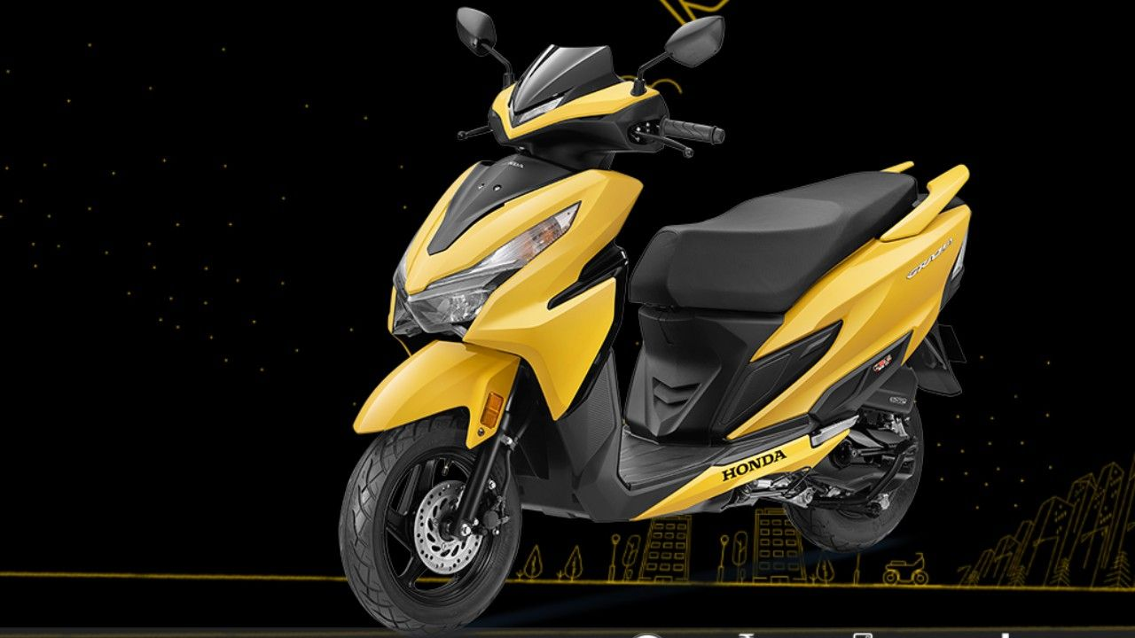 Honda Grazia Bs6 Launched India Price