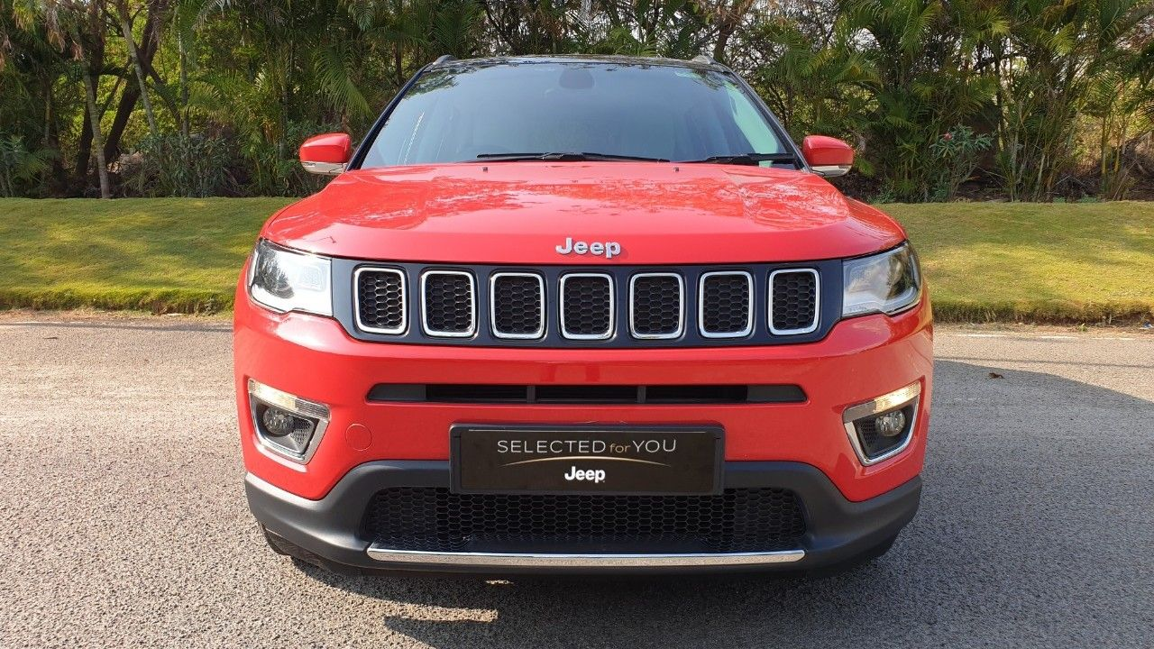 Jeep India Compass Pre Owned Vehicles Selected For You