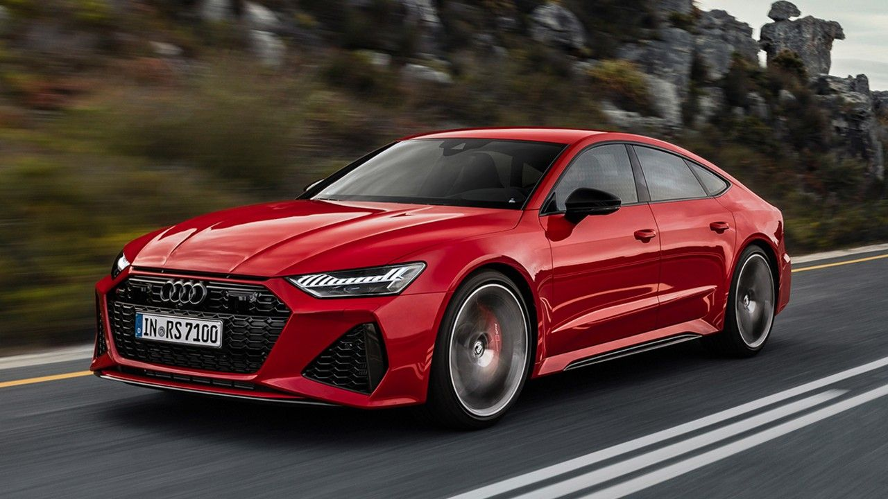 New 2020 Audi RS7 Sportback Bookings Commenced