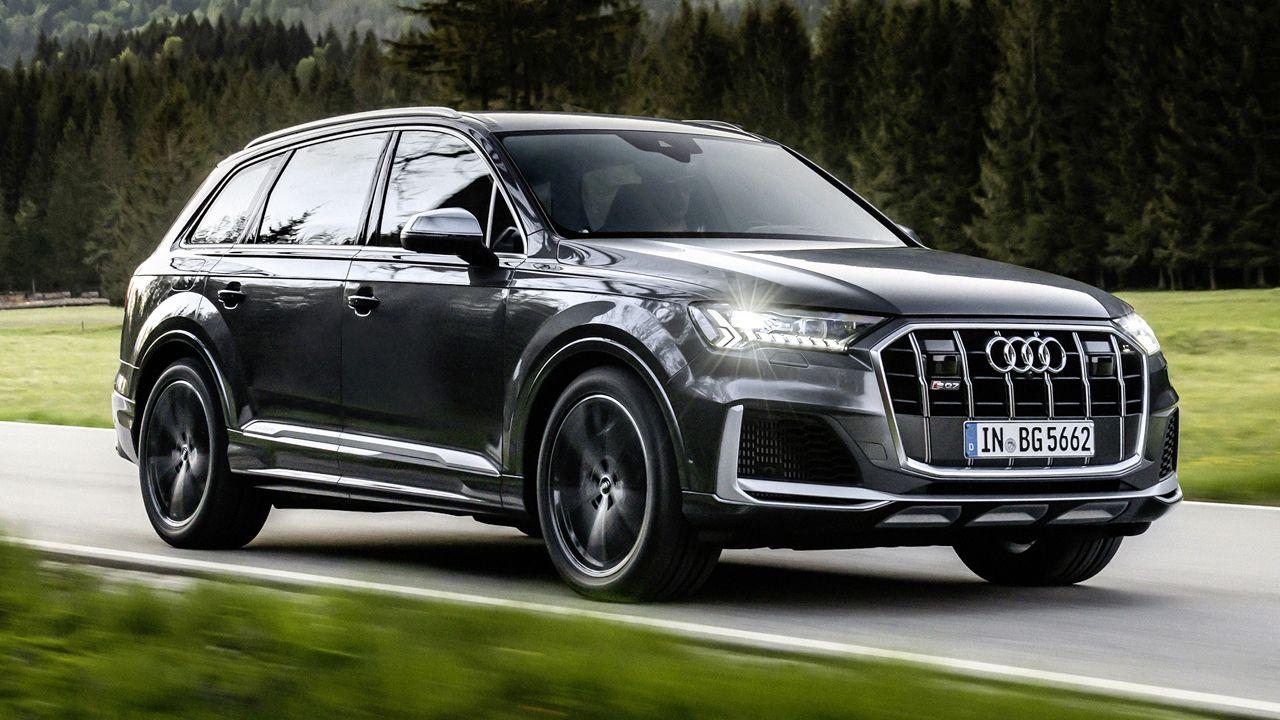 2020 Audi SQ7 V8 TFSI