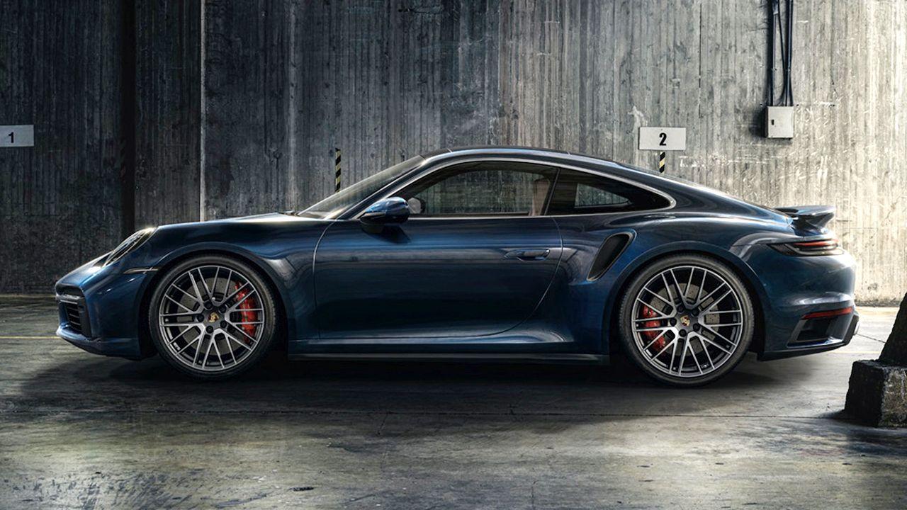 2020 Porsche 911 Turbo Coupe