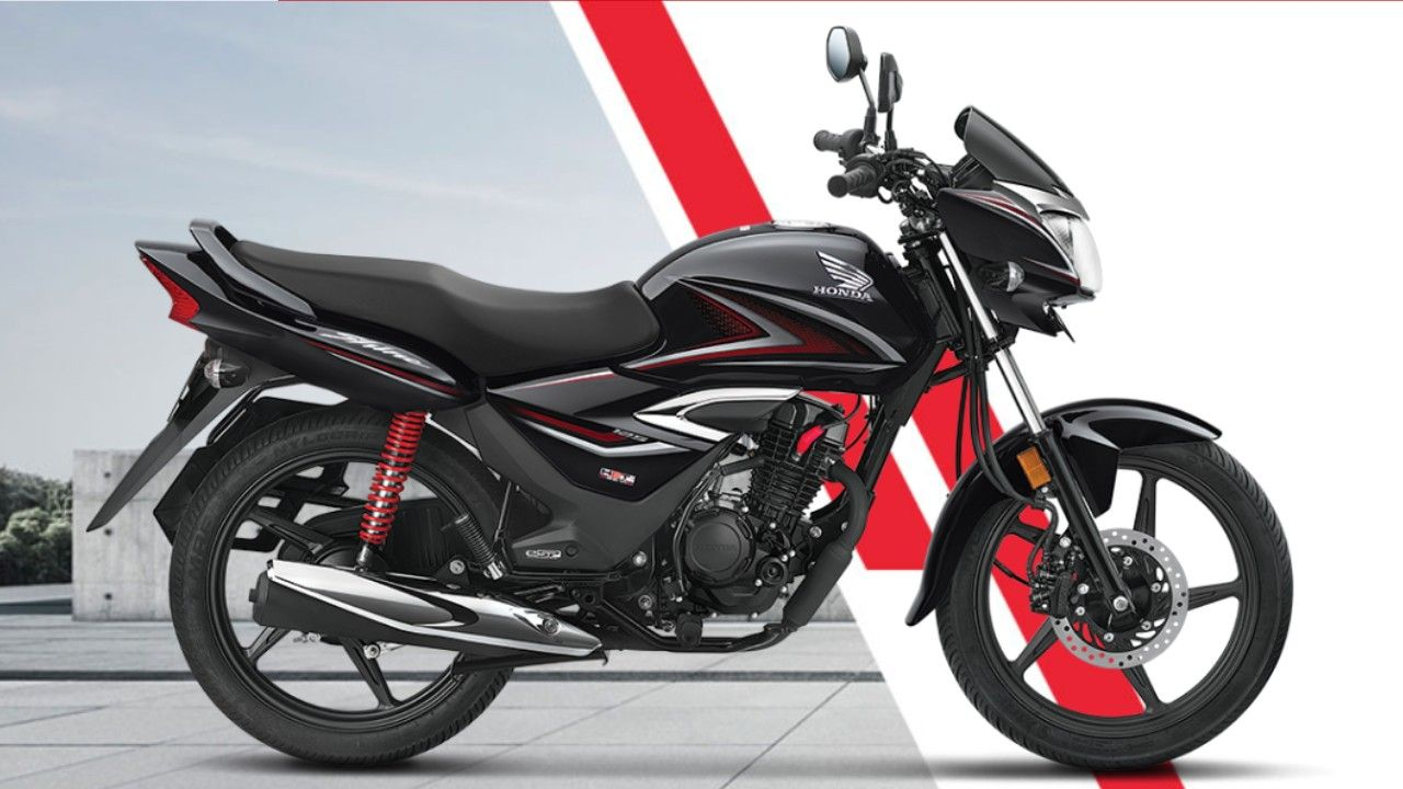2020 Honda Shine Bs6