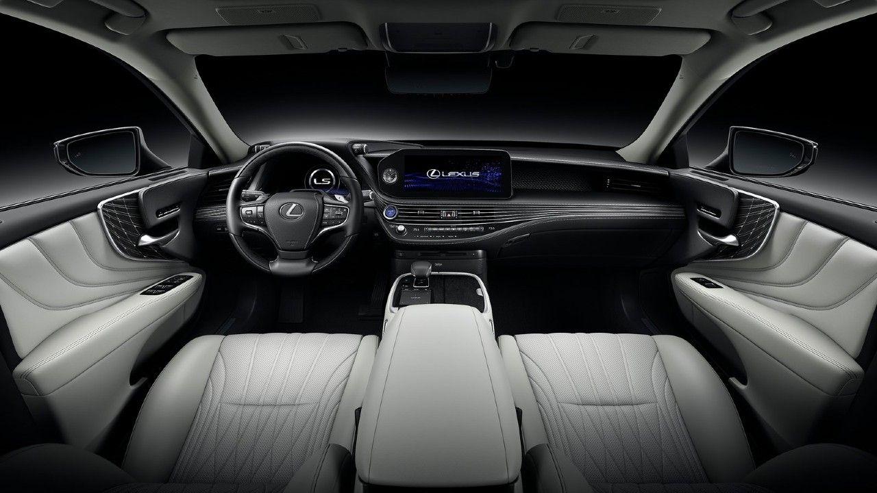 2021 Lexus Ls Sedan Breaks Cover Autox