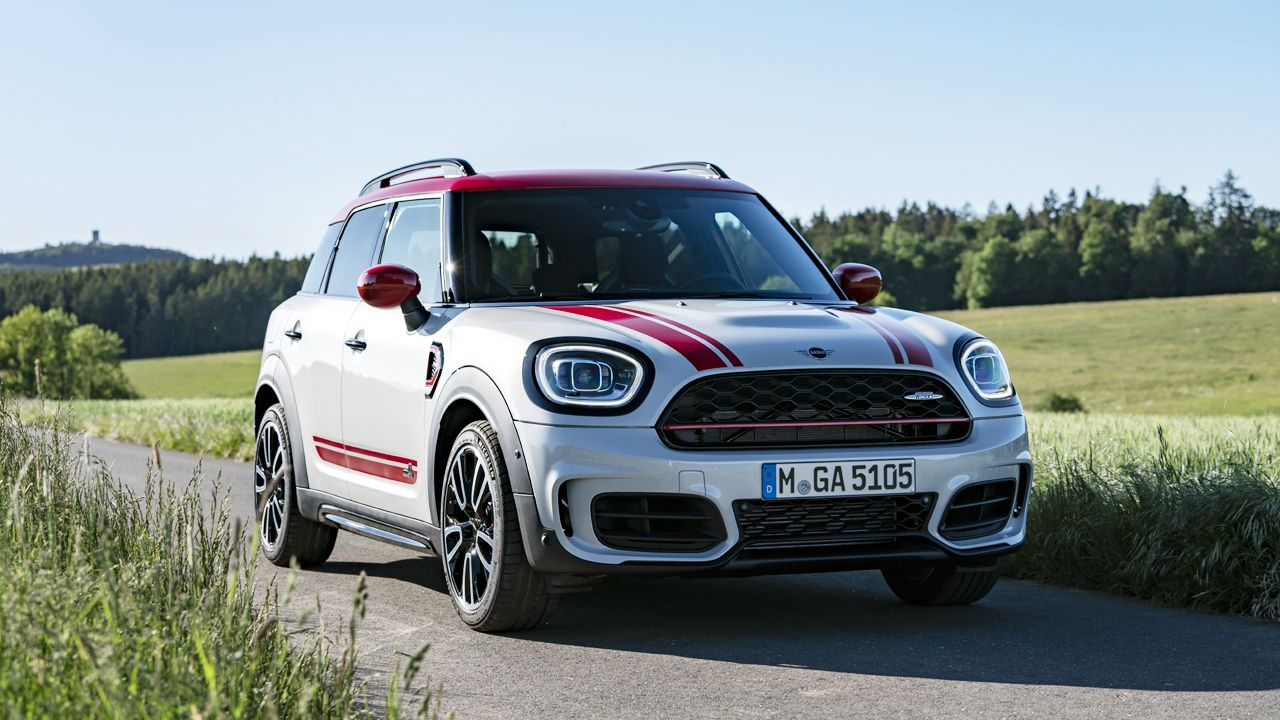 2021 MINI JCW Countryman