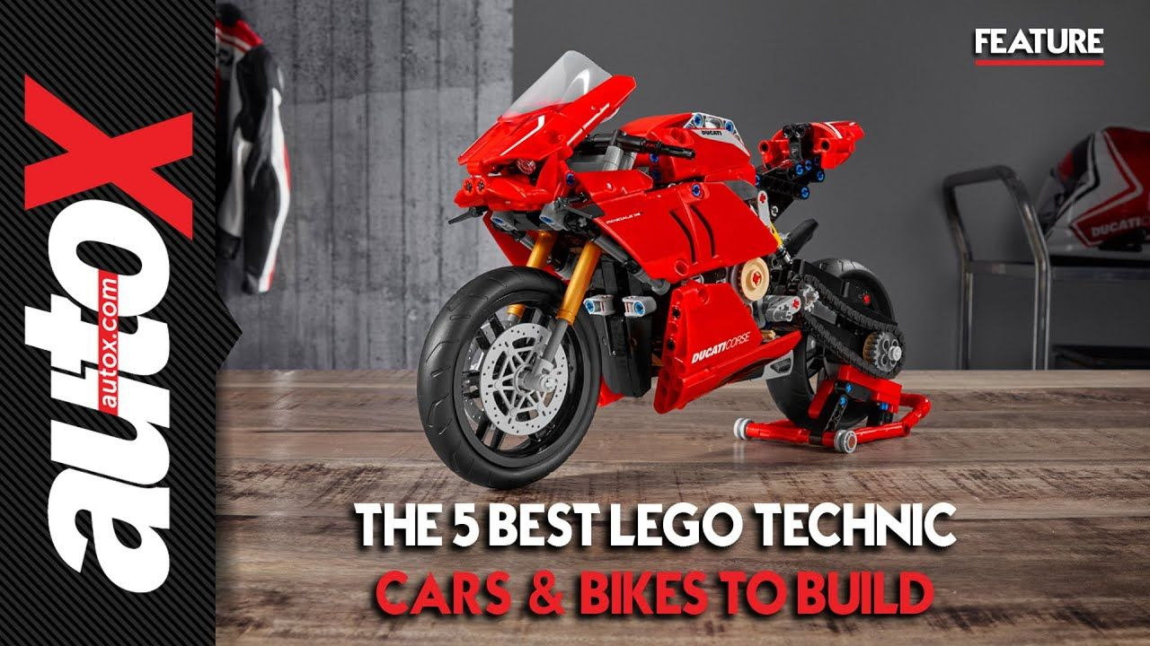 The 5 Best Lego Technic Cars Bikes To Build Autox