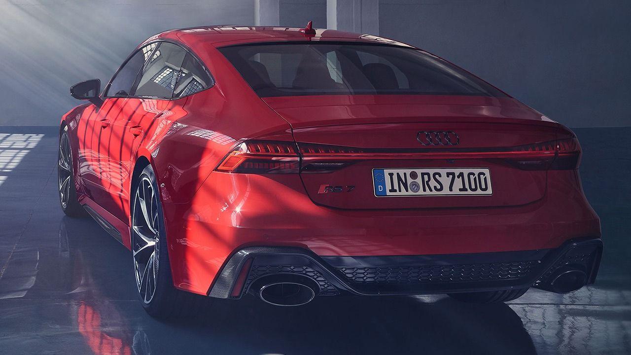 Audi Rs7 Sportback Images Interior Exterior Hd Photos Autox