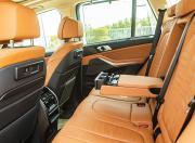 BMW X5 Interior Rear Seat