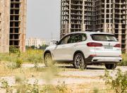 BMW X5 rear design