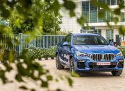 BMW X6 front design