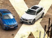 BMW X6 vs BMW X5