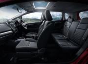 Honda WR V Interior 4
