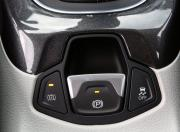 Jeep Compass 4xe plug in hybrid charging button
