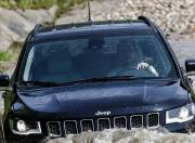 Jeep Compass 4xe plug in hybrid off road