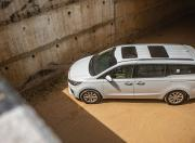 Kia Carnival Top View