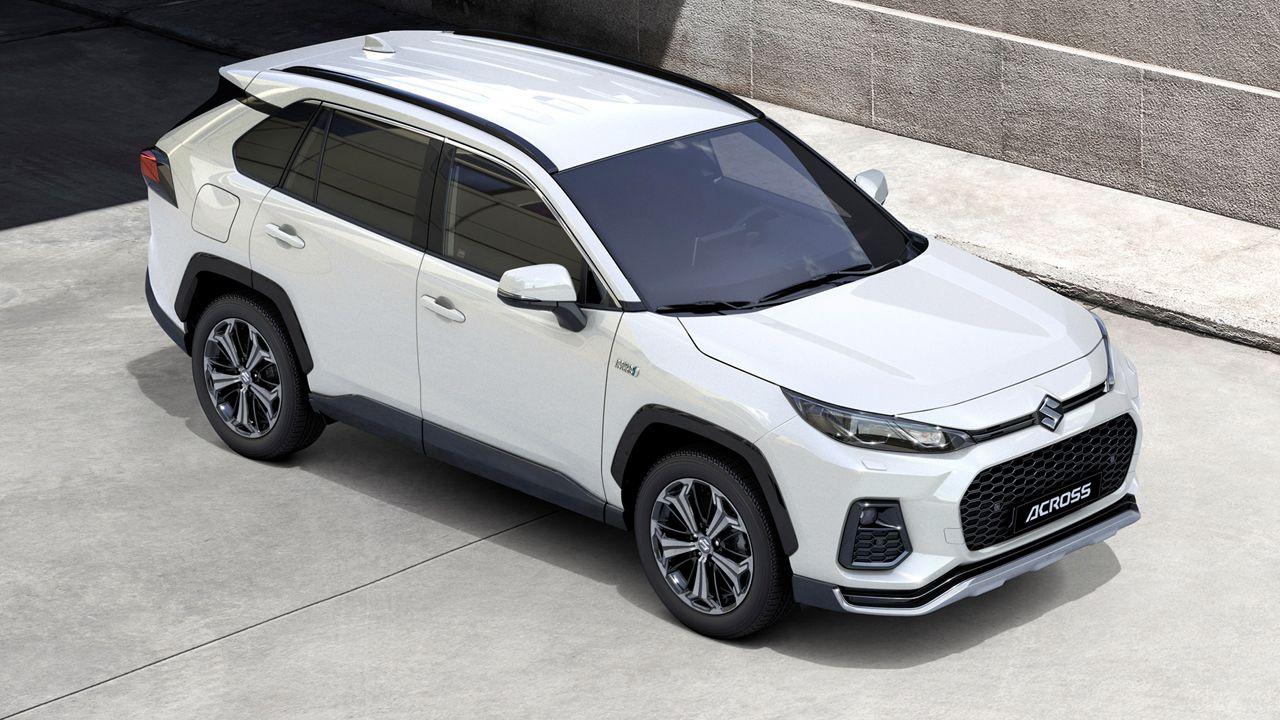 2020 Suzuki ACross Hybrid SUV