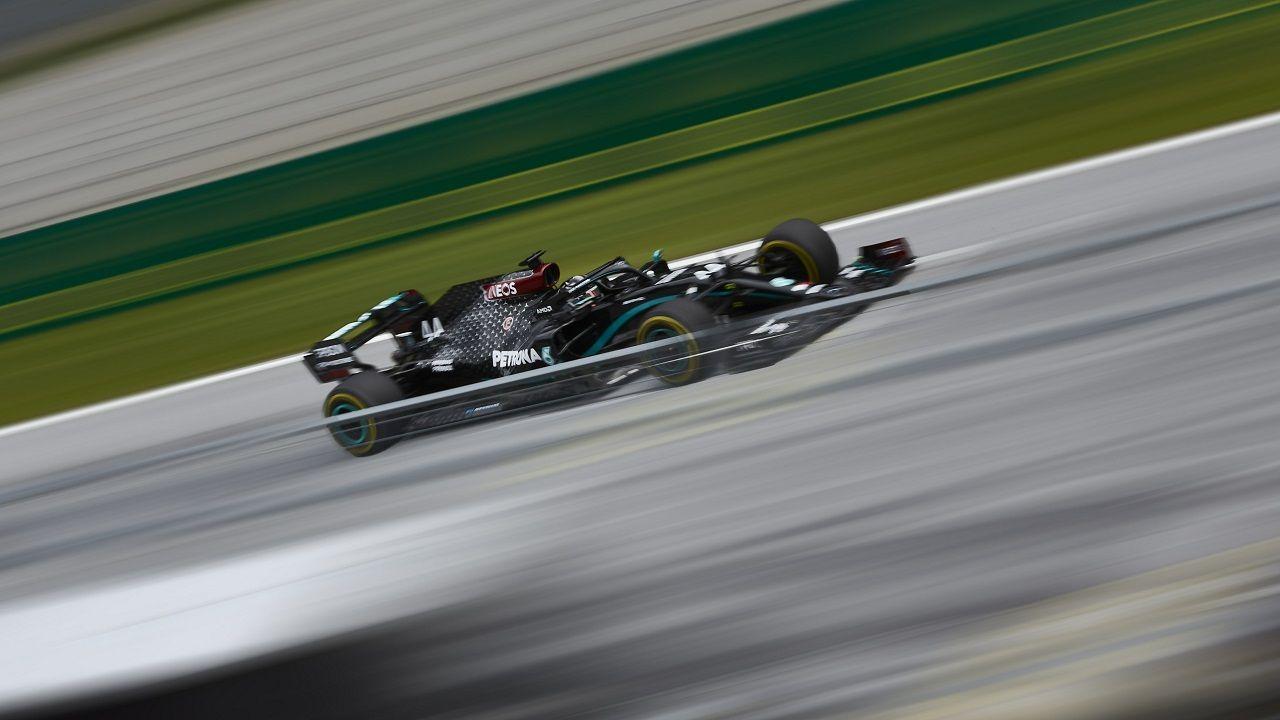 Lewis Hamilton Styrian GP