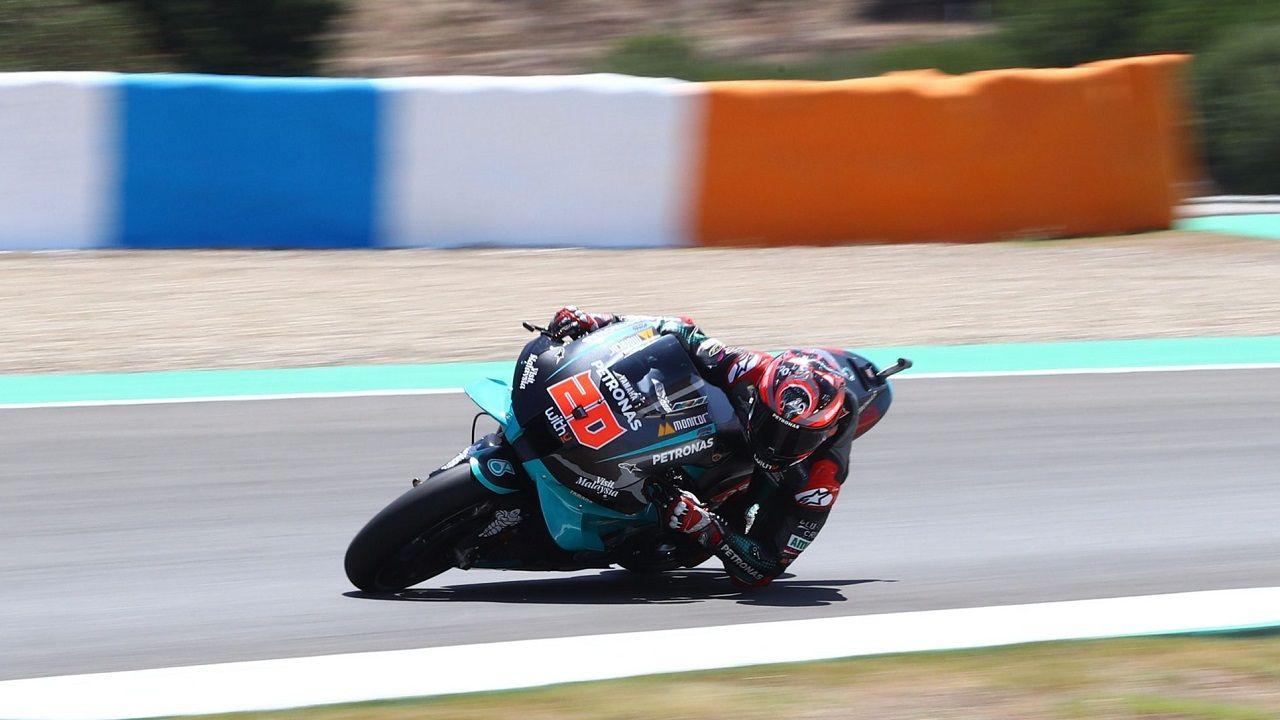Quartararo Andalucia GP