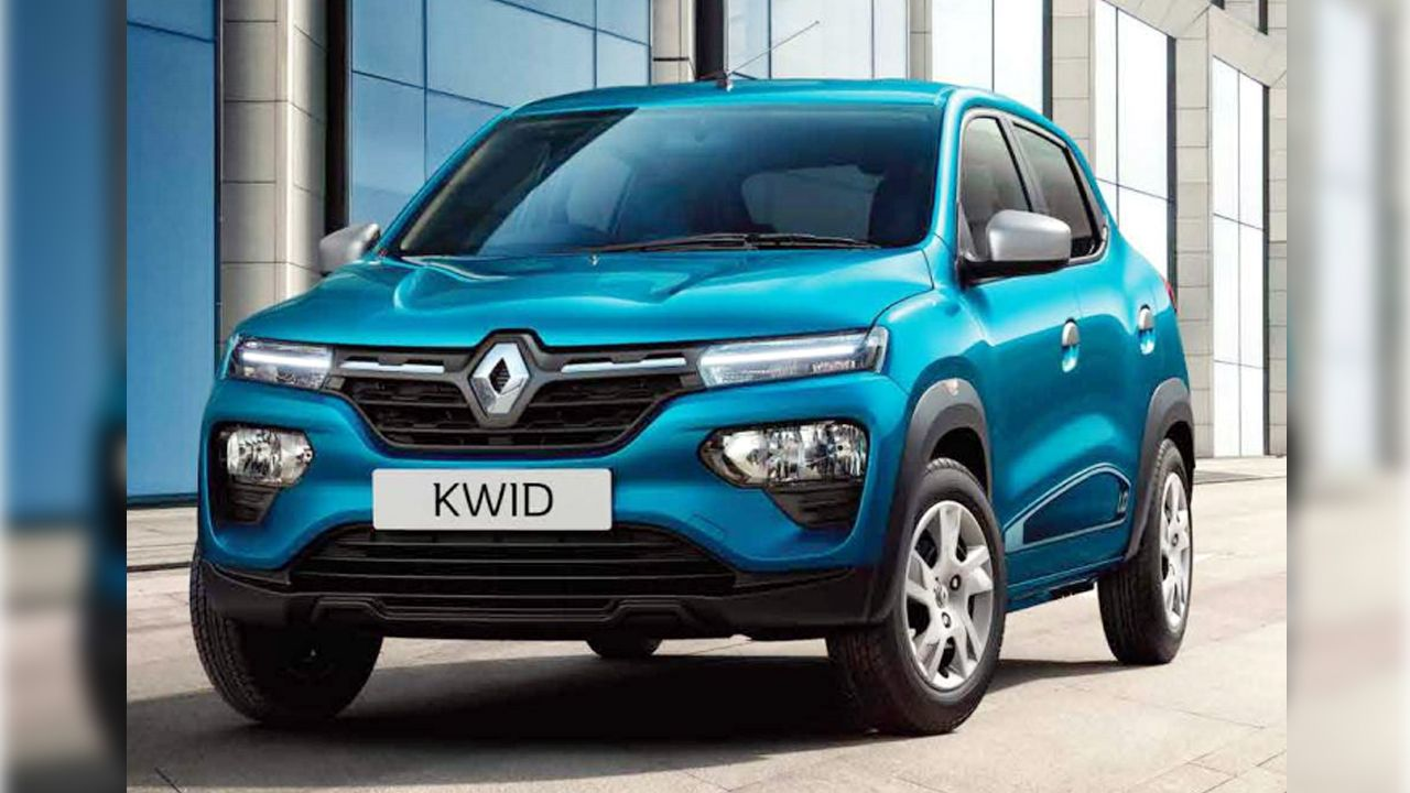 Renault Kwid 1 0 RXL Launched