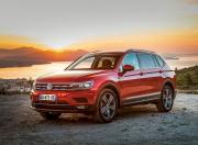 Volkswagen Tiguan all space