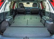 Volkswagen Tiguan all space boot space