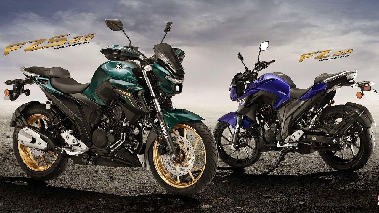 Yamaha FZ 25 BS6