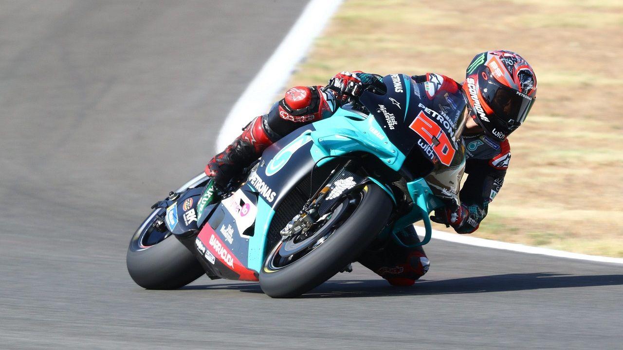 Fabio Quartararo Spanish Motogp 2020