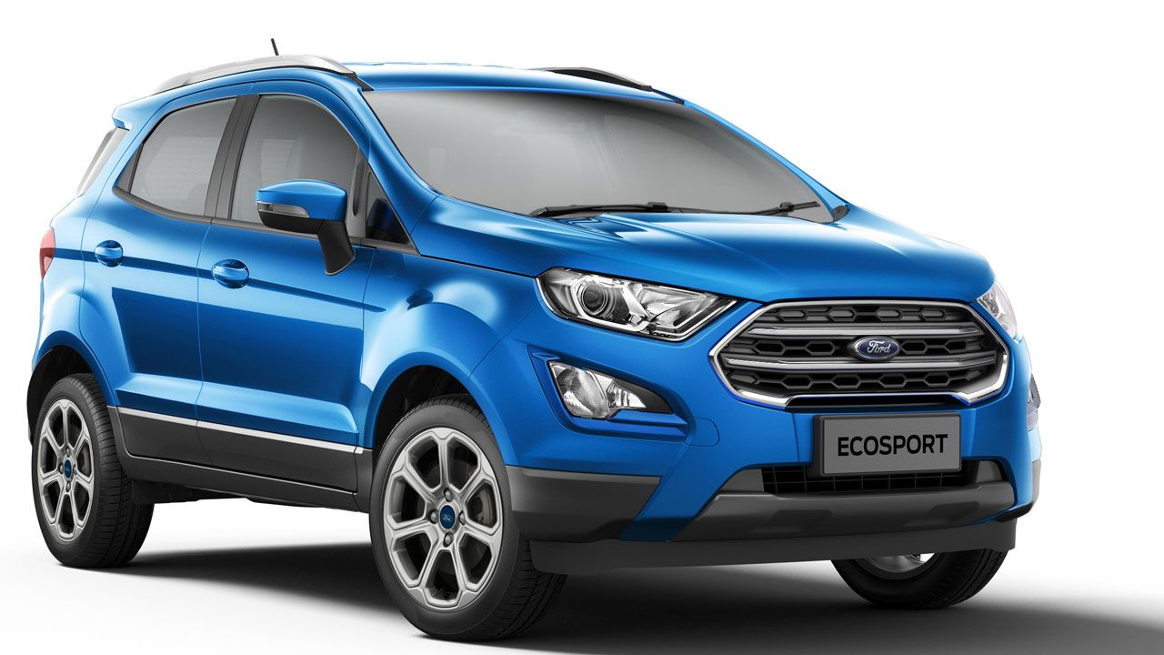 Ford Ecosport Titanium Automatic