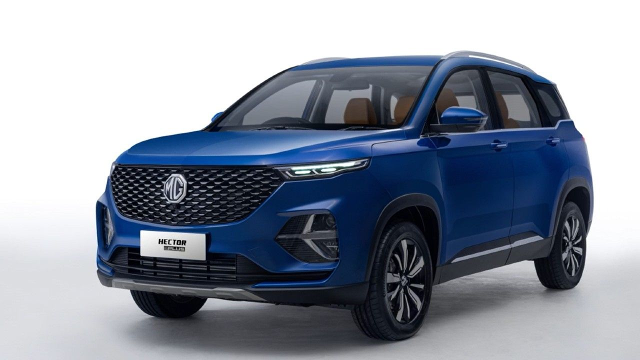 Mg Hector Plus 7 Seater India Launch Announced
