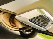 mg hector plus fake exhaust bumper design1