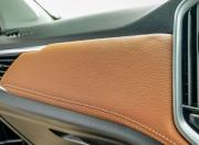 mg hector plus tan leather upholstery1