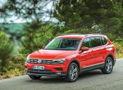 new Volkswagen Tiguan all space