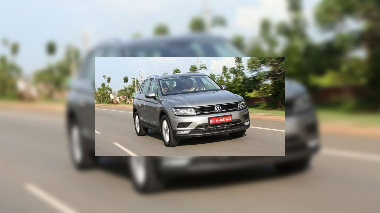 Volkswagen Tiguan Long Term Autox