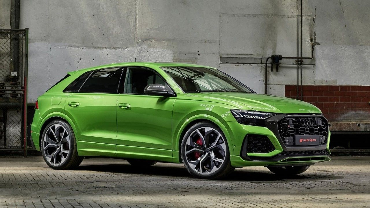 2020 Audi RS Q8 India Launch Announced