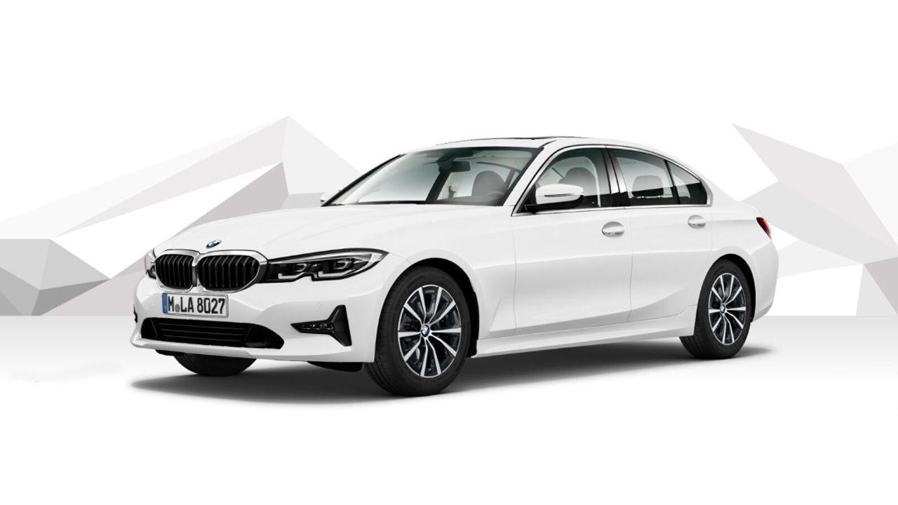 2020 BMW 320d Sport