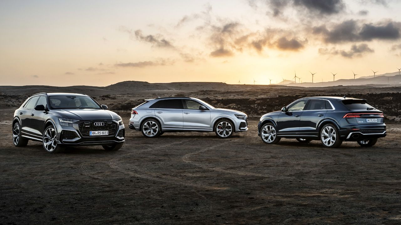 Audi RS Q8 India Launch On 27th August