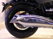 BMW R18 fish tail exhaust1