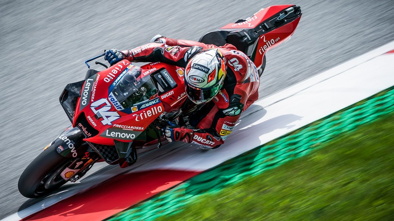 Dovizioso Wins Austrian GP 2020