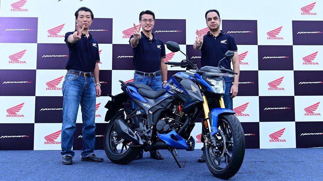 Honda Launches All New Hornet 2 0