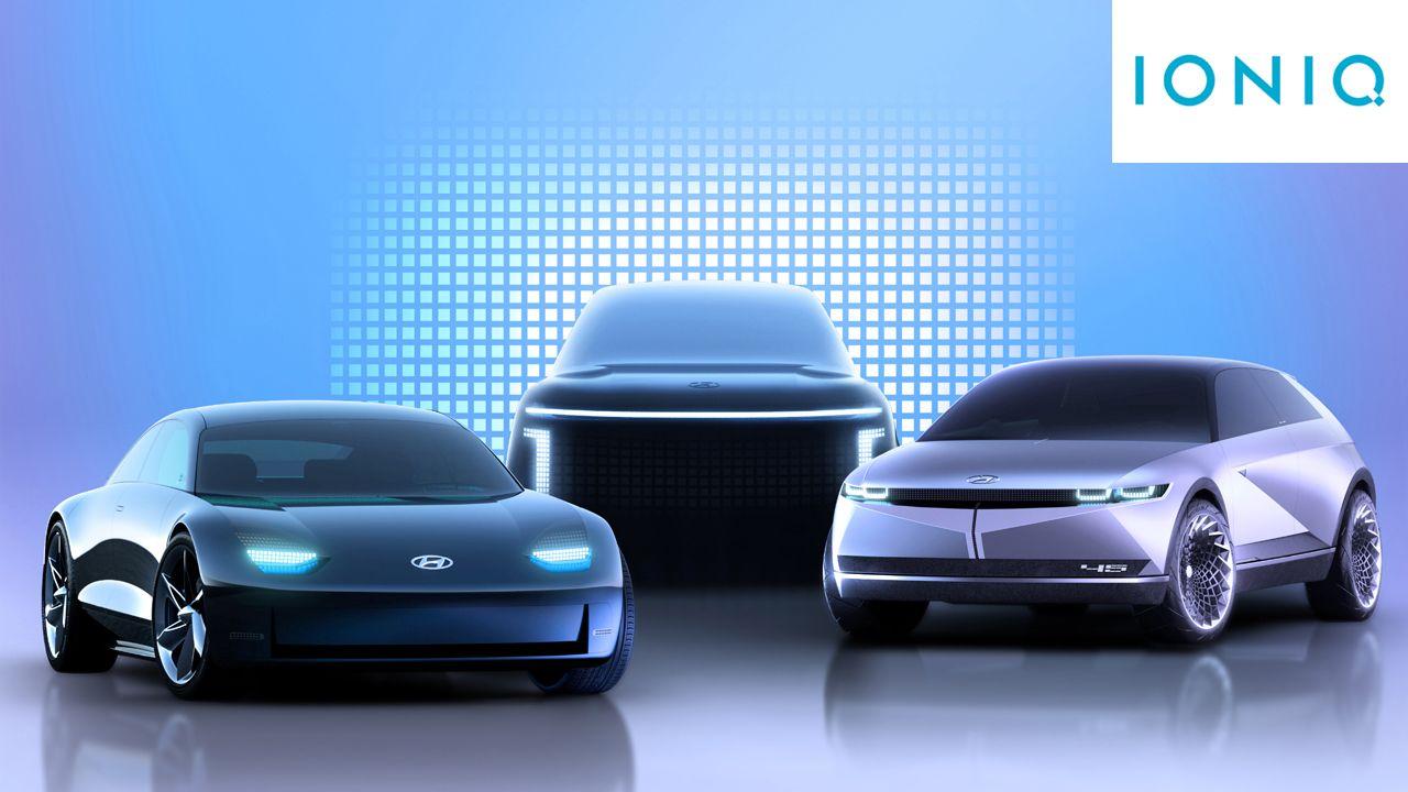 Hyundai IONIQ EV Brand Announced