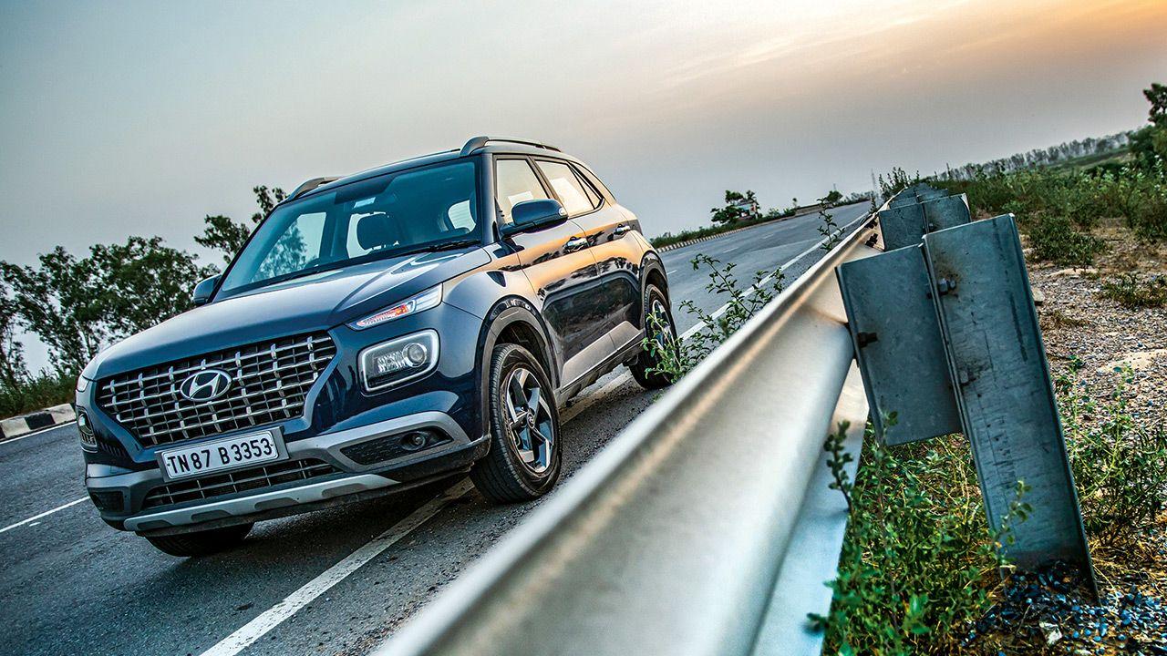 Hyundai Venue Long Term August 2020