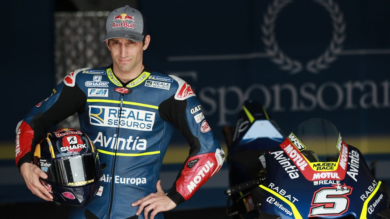 Johann Zarco Interview