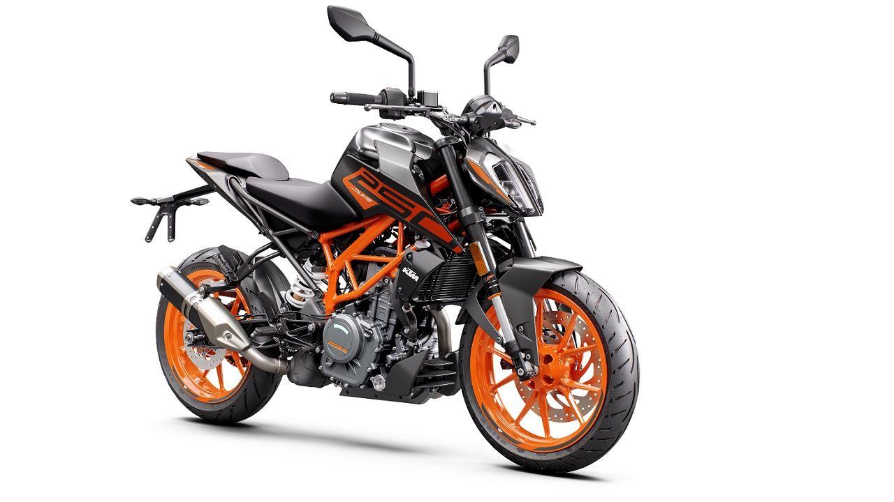 KTM 250 Duke 2020