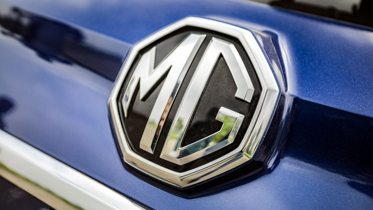 MG Hector Plus Logo