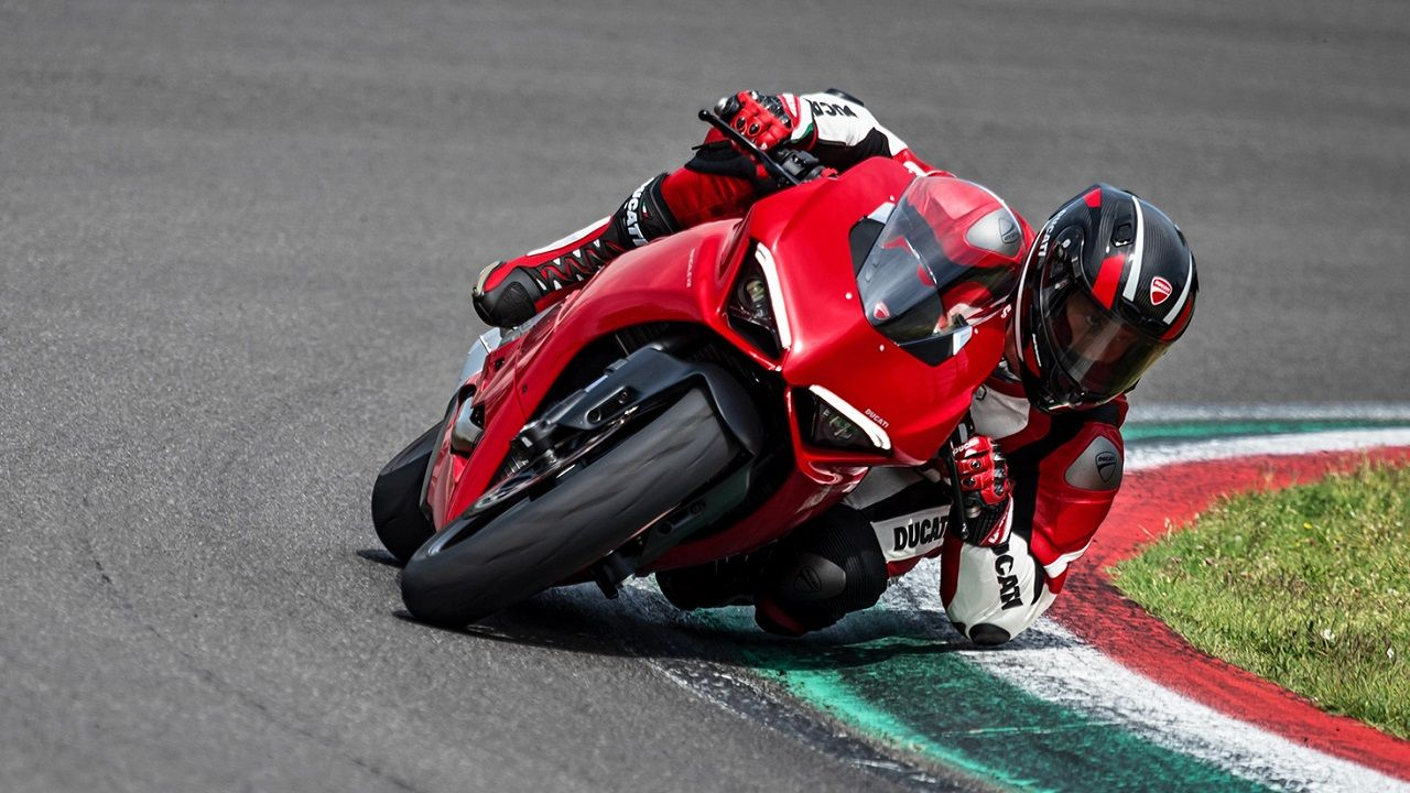 Panigale V2 MY20 India