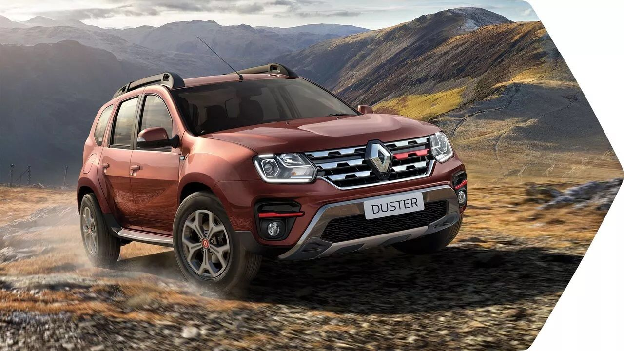 Renault Duster Turbo Petrol Launched