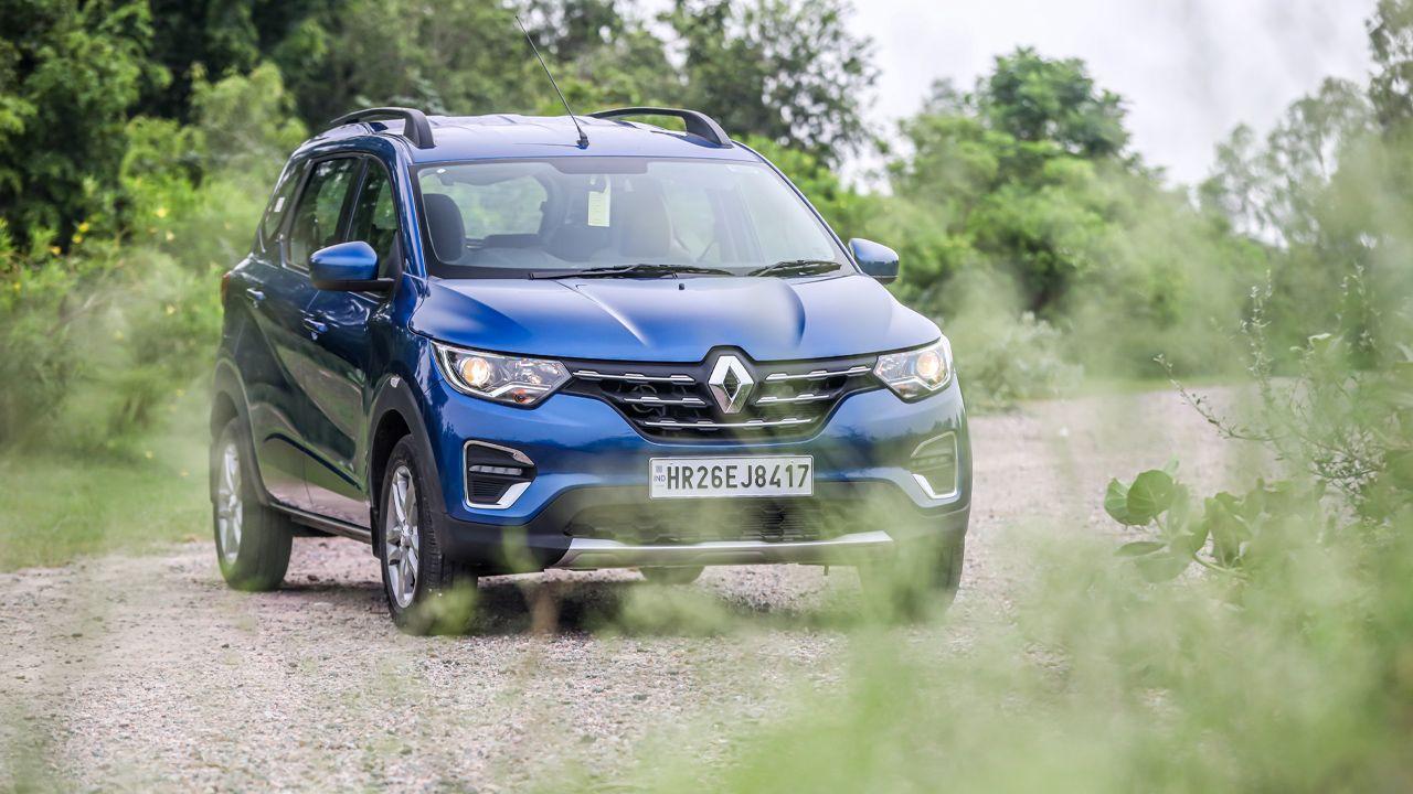 Renault Triber AMT Design