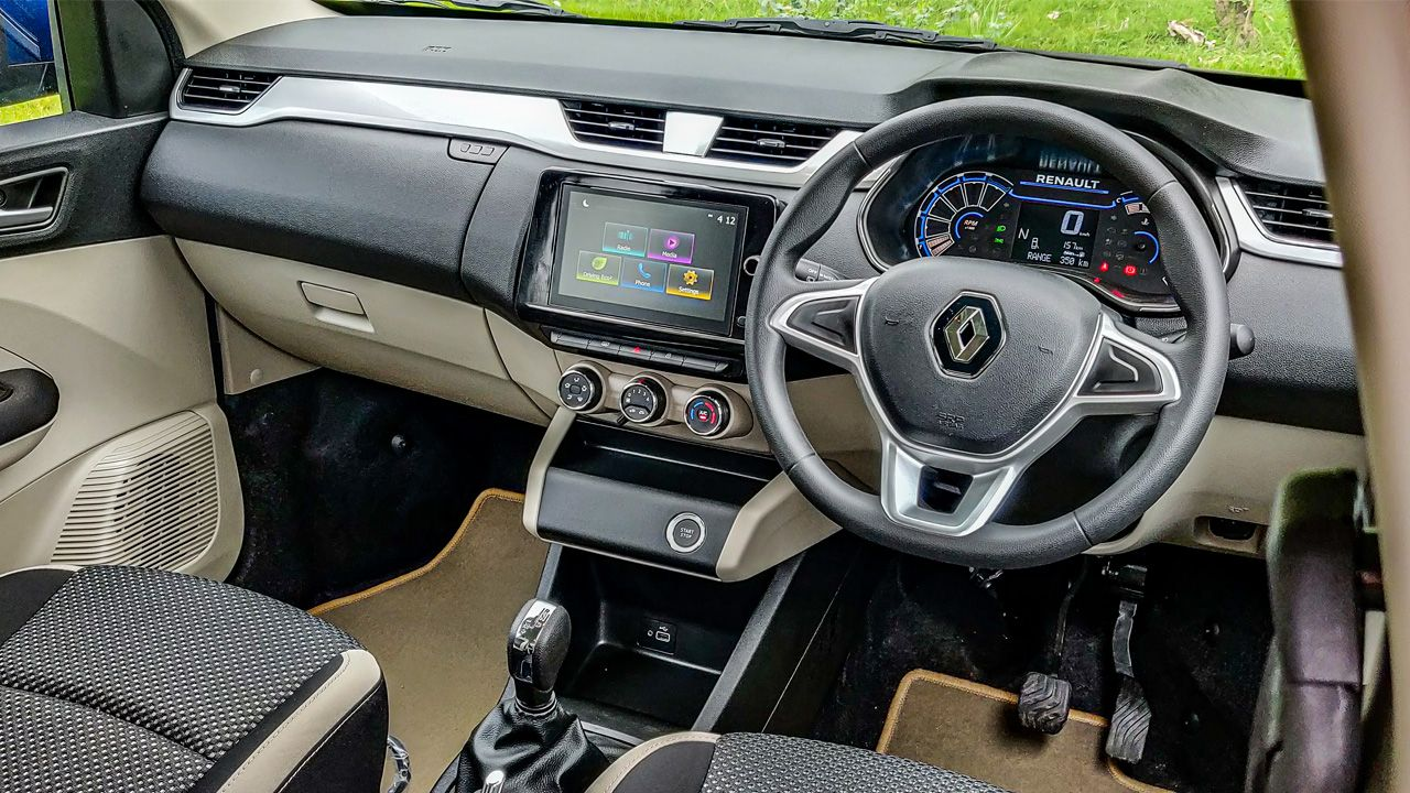 Renault Triber Amt Review First Drive Autox