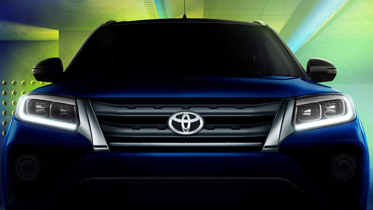 Toyota Kirloskar Motor Opens Bookings For The All New Toyota Urban Cruiser Beginning August 22nd 2020
