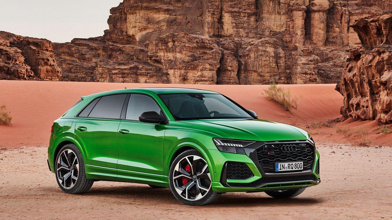 Audi Rs Q8 India Price