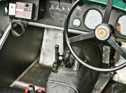 jaguar c type interior
